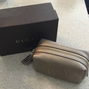 Gucci soho cosmetic case